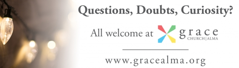 Grace church billboard