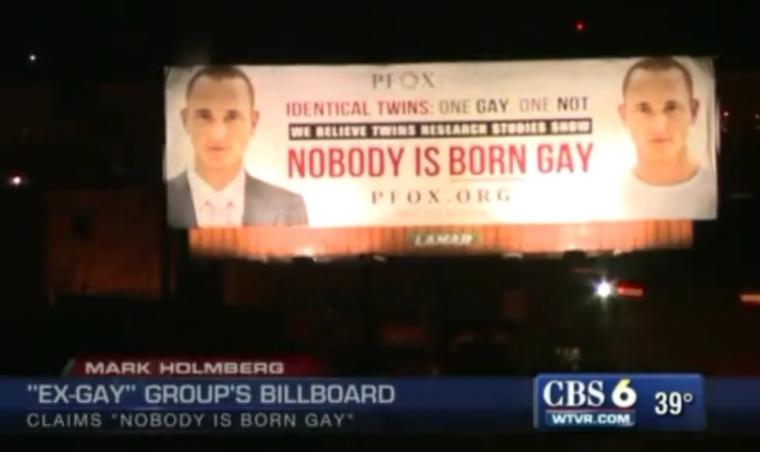 PFOX Billboard