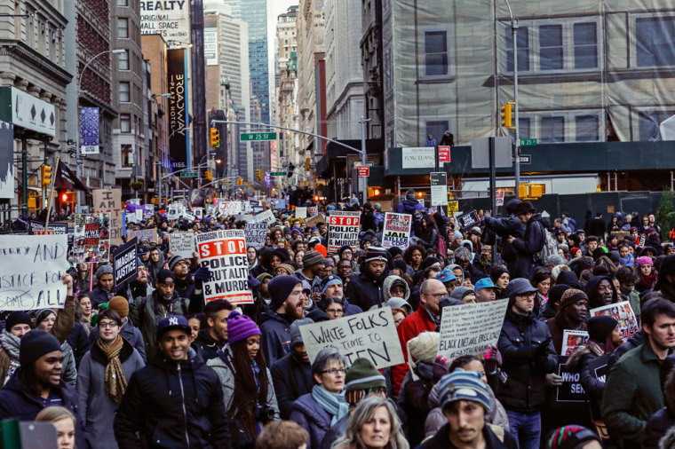New york garner protest
