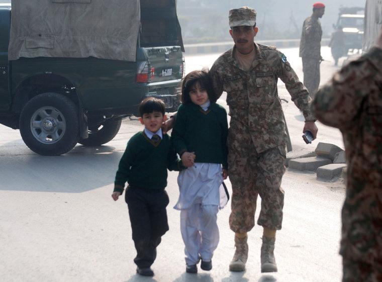 pakistan taliban school