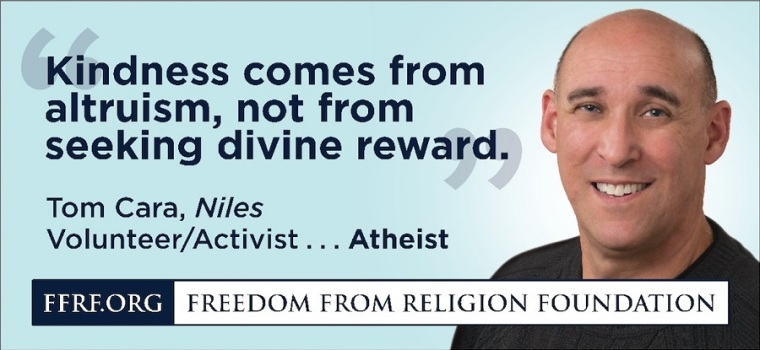 Freedom From Religion Foundation ad