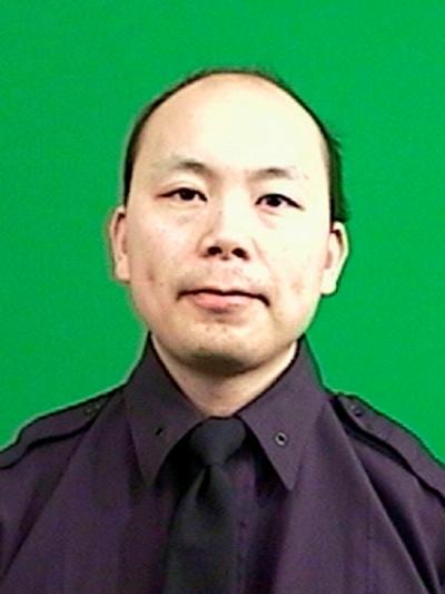 New York Police Officer Wenjian Liu