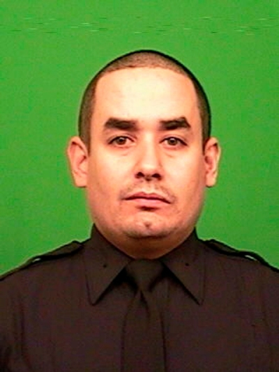 New York Police Officer Rafael Ramos