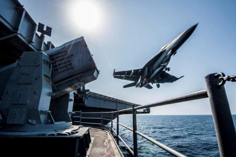 A U.S. Navy