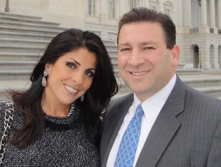 Jill and Scott Kelley