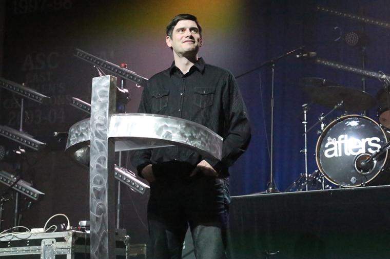 Will Graham preaching the Gospel