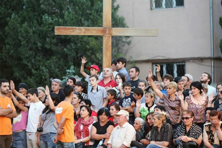 Festival of Hope in Eastern Europe