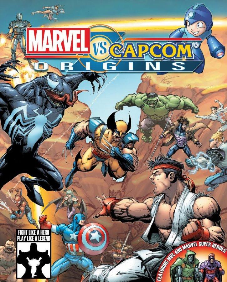 No More Marvel Vs Capcom Origins for Xbox 360 and PS3 - The
