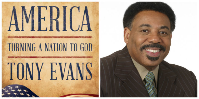 Dr Tony Evans America book