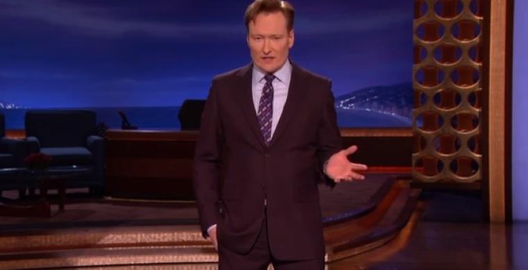 Conan on Terrorist Attack in Paris
