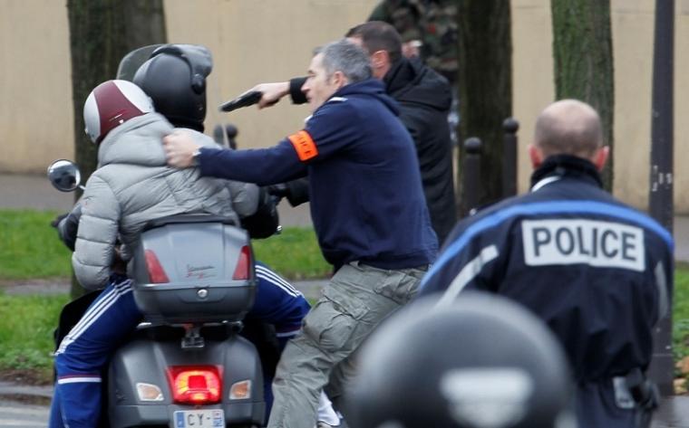 Charlie Hebdo killings