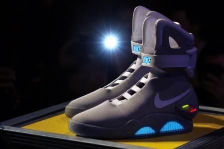 Nike's 'Back to the Future II' Sneaker Release Date, Specs