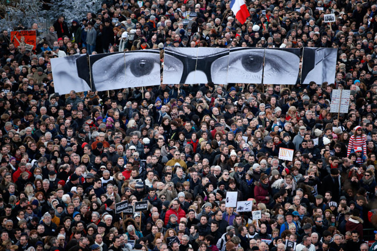 paris unity rally