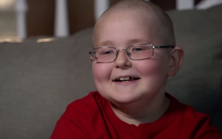 Tyler West Cancer Patient - Inspiring Other