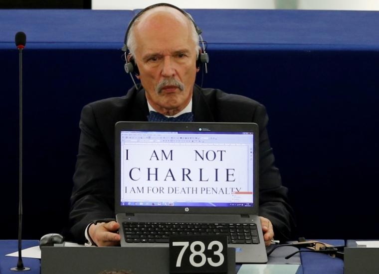 'I am not Charlie'