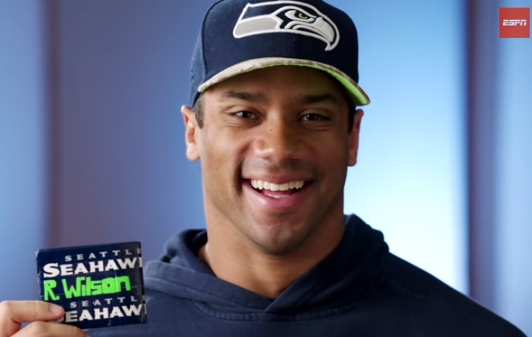 Russell Wilson Special Wallet