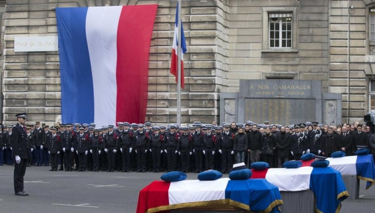 French Officers