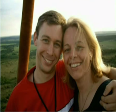 Martin and Joanna Pistorius