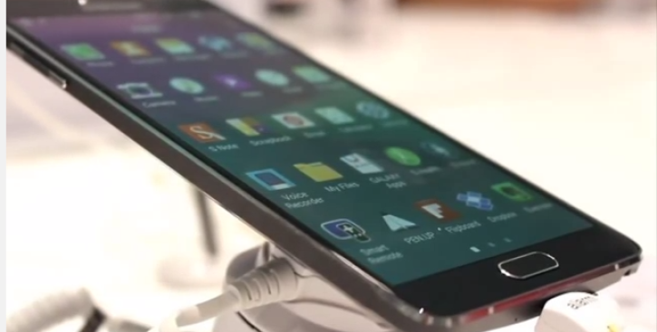 Samsung Reveals its Thinnest Smartphone, the Galaxy A7 - The