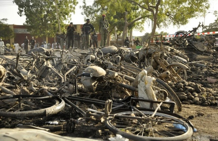 Boko Haram Massacre: Woman Slaughtered While Giving Birth