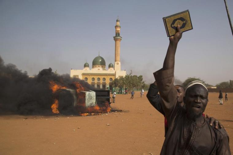 Niger church attack