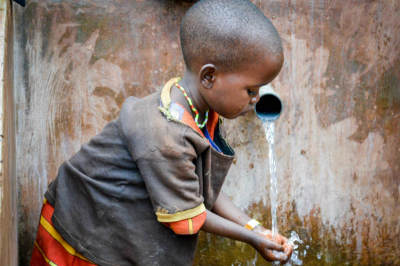 clean water world vision