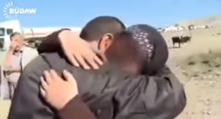 ISIS Sex Slave Reunited
