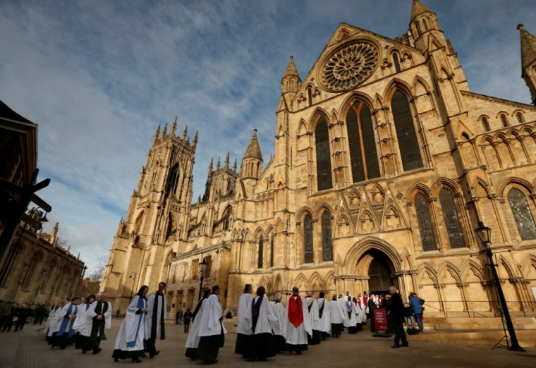 Independent Inquiry Finds Church of England Failed to Protect Hundreds of Children from Sexual Predators Within the Denomination
