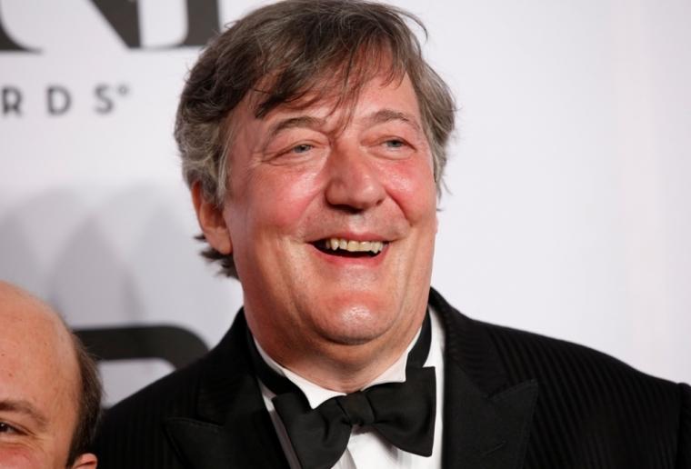 Actor Stephen Fry