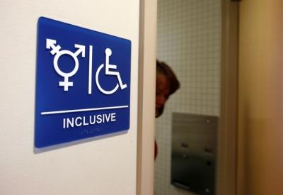 gender-neutral bathroom