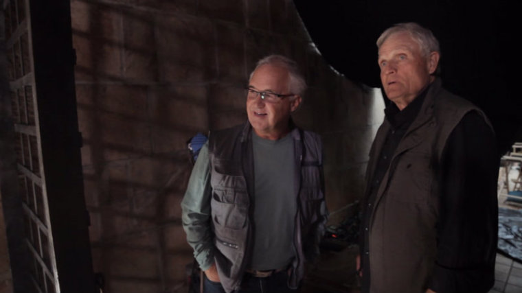 """Four Blood Moons"" producer Rick Eldridge and director Kieth Merrill"