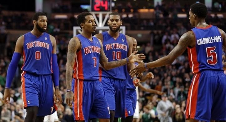 Detroit Pistons NBA Trade Rumors 2015: Joe Johnson Coming to Team