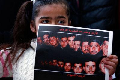 21 coptic christians beheaded isis