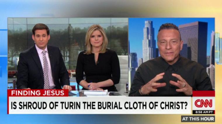 Erwin McManus on CNN