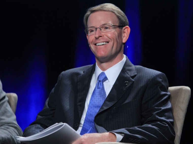 Tony Perkins, president of the Family Research Council