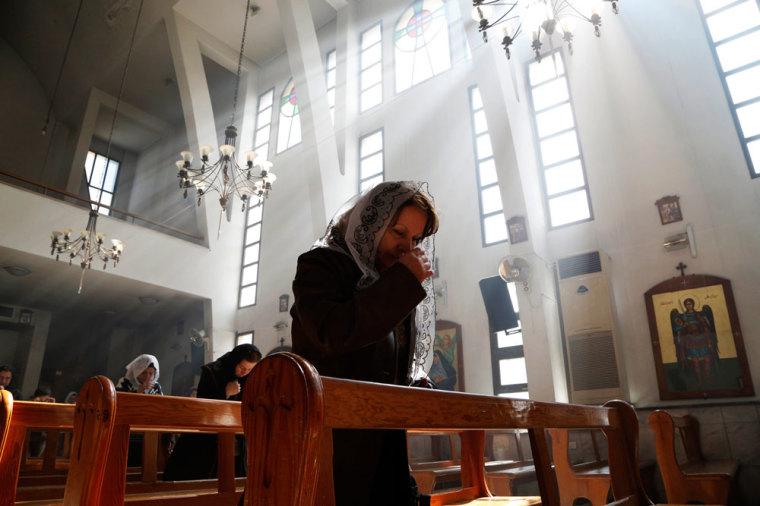assyrian iraq christian