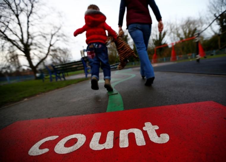 UK, children, playground, school, classroom