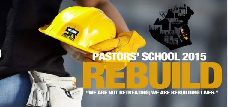 Pastor's School Event