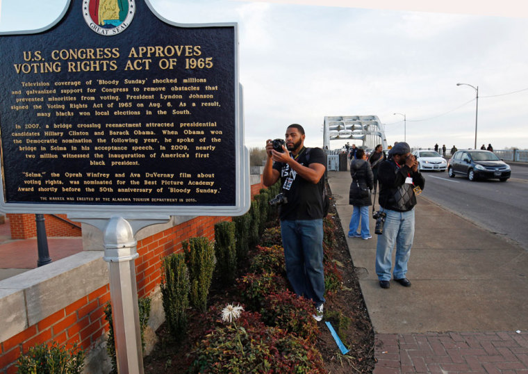 voting rights selma