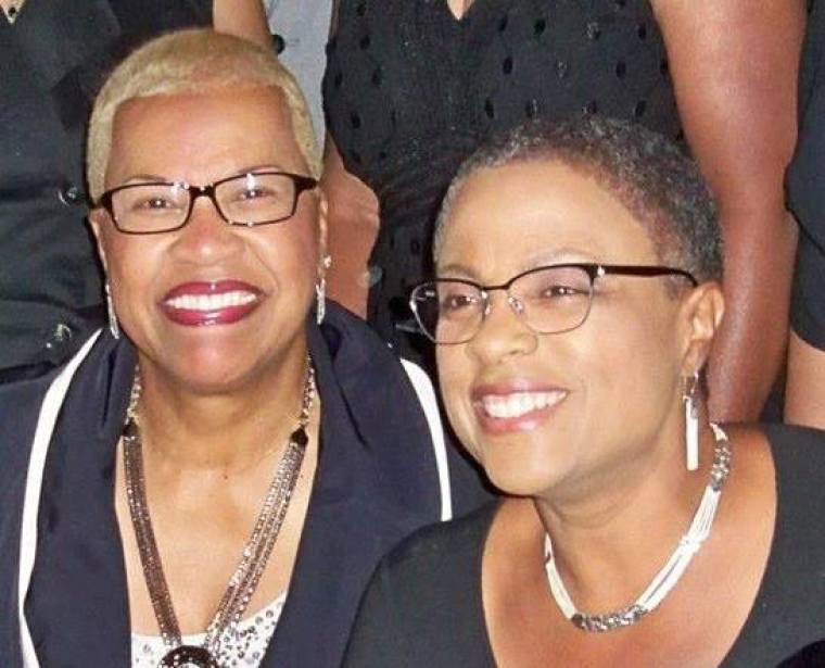Shirley Miller, Yvette Flunder