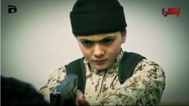 ISIS child executor