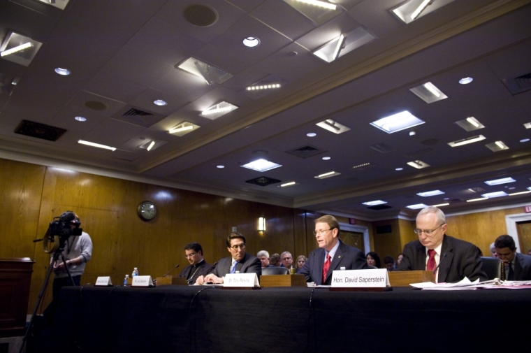 Senate Hearing on Religious Freedoms