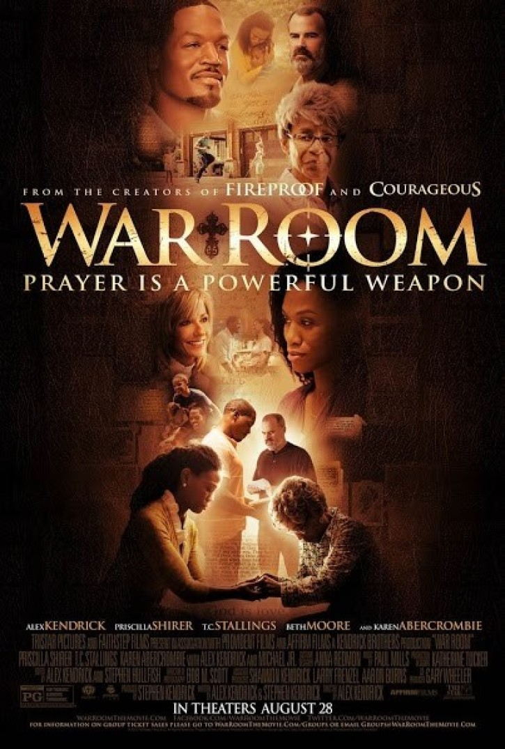 War Room' Is Better Than 'Courageous' and 'Fireproof' - The
