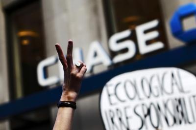 Occupy Wall Street protestor