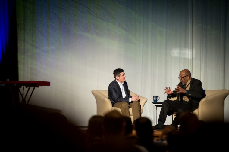 Russell Moore and John M. Perkins