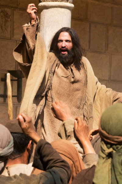 Haaz Sleiman as Jesus