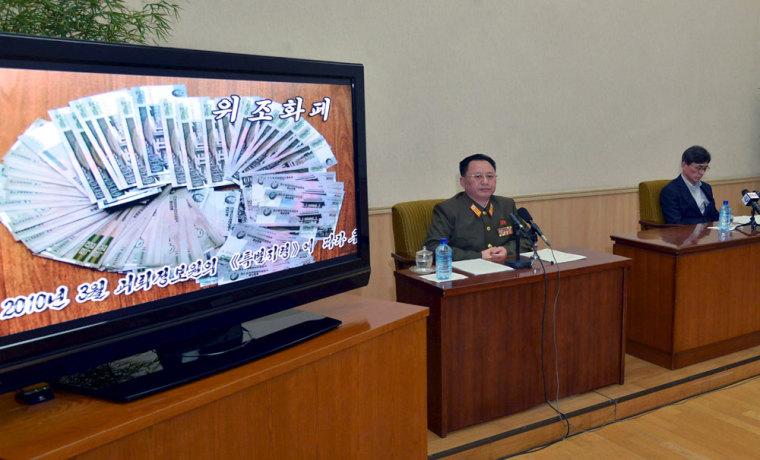 North korea detains pastor