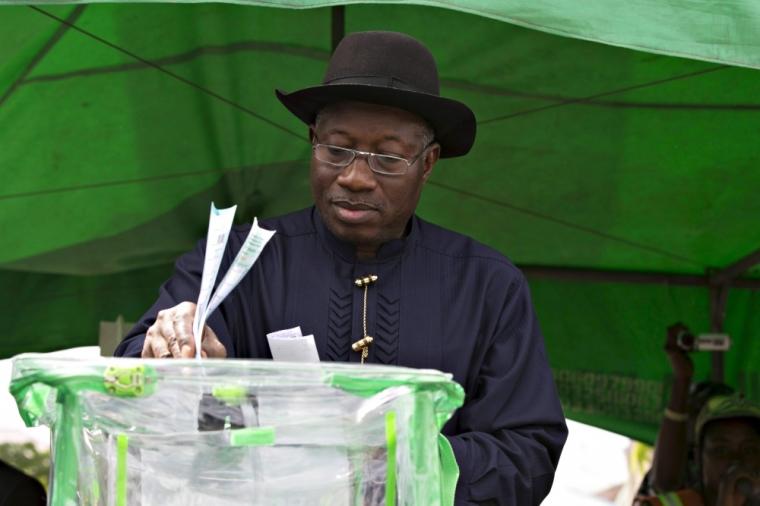 Former President of Nigeria Goodluck Jonathan