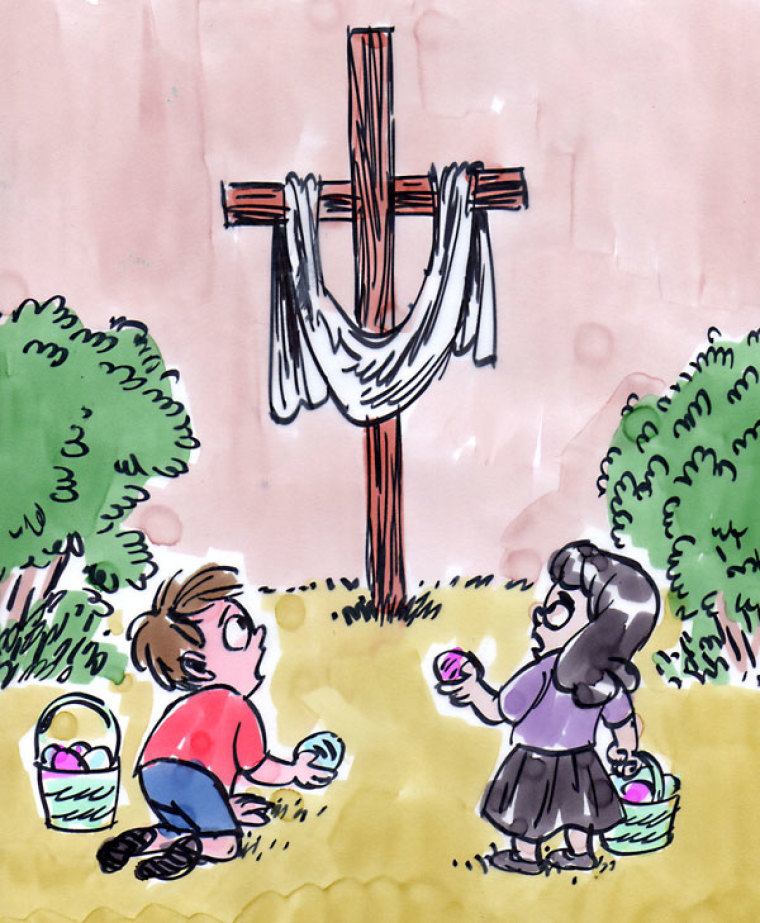 Easter Is About the Cross!