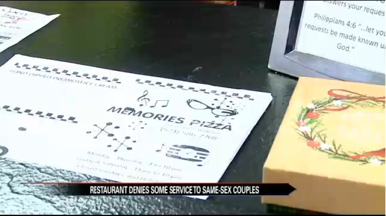 Memories Pizza Indiana